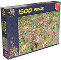 Jan van Haasteren Midget Golf - Puzzel - 1500 stukjes