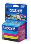 Brother LC-900VALBPDR Inktcartridge - 4 Kleuren