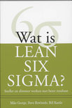 Wat is Lean Six Sigma? (ebook)