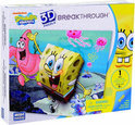 Mega puzzles 3d puzzel breaktrough - spongebob squarepants level 1