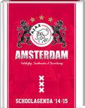 Ajax Schoolagenda 2014-2015