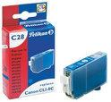 Pelikan Canon CLI-8C - Inktcartridge / Cyaan
