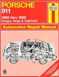 Porsche 911, 1965-89 Coupe, Targa and Cabriolet Automotive Repair Manual