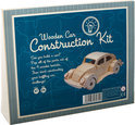 Construction Kit - Wooden Car