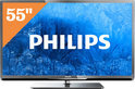 Philips 55PFL5507 - 3D LED TV - 55 inch - Full HD - Internet TV