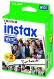 1x2 Fujifilm Instax Film glans Nieuw