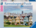 Ravensburger Painted Ladies, San Francisco - Legpuzzel