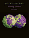 International Organizations: Pearson  International Edition