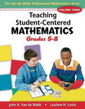 Single User e-Book DVD for Teaching Student-centered Mathematics Grades 5-8