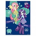 My little Pony Equestria Girls notitieboekje A6