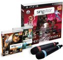 Singstar - Pop Edition + Singstar 3 + Wireless Microfoons - Special Edition
