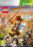 LEGO, Indiana Jones 2, The Adventure Continues (Classics)  Xbox 360