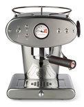illy X1 Ground Handmatige Espressomachine - RVS (voor gemalen koffie)