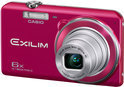 Casio Exilim EX-ZS20 - Rood
