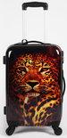 Adventure Bags - Handbagagetrolley - Luipaard Print - 50 cm