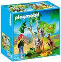 Playmobil Koalaboom Met Kangaroe - 4854