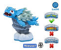 Skylanders Swap Force Warnado - Lightcore Wii + PS3 + Xbox360 + 3DS + Wii U + PS4