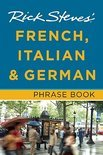 Rick Steves' French, Italian and German Phrase Book
