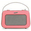 Akai APR220PK - Draagbare Radio Vintage Collection - Roze