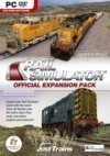 Just Trains pc DVD-ROM Rail Simulator Official Expansion Pack