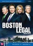 Boston Legal - Seizoen 4