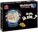 Wasgij Mystery 6 - Onrust op de camping