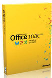 Microsoft Office Mac Home and Student - 2011 / 1 Licentie / Nederlands