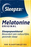Sleepzz Melatonine Original 0,1 mg - Slaapproduct