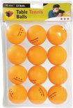 12 Tafeltennisballetjes