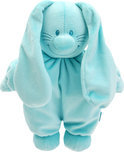 Bunny Basic Knuffelrammelaar Aqua
