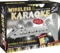 Karaoke Set Draadloos + Dvd