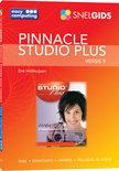 Snelgids Pinnacle Studio Plus 9