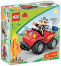 LEGO Duplo Ville Brandweercommandant - 5603