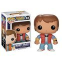 Funko: Pop Back to the Future Marty McFly Vinyl
