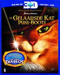 De Gelaarsde Kat (3D Blu-ray)