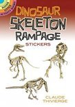 Dinosaur Skeleton Rampage Stickers
