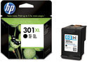 HP 301 - Inktcartridge / Zwart / XL