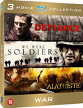 Defiance/We Were Soldiers/Alatriste