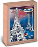 Eiffeltoren in luxe houten box