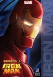Iron Man - Seizoen 1 (3DVD)