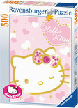 Ravensburger Puzzel - Sprankelende Hello Kitty