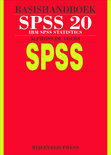Basishandboek SPSS 20