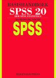Basishandboek SPSS 20