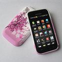 Samsung Galaxy S (Plus) cover hoesje  'Lentebloesem'