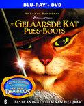 De Gelaarsde Kat (Blu-ray+Dvd Combopack)