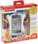 Fisher-Price Laugh & Learn iPhone Houder & Bijtring
