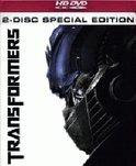 Transformers (2HD-Discs)