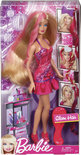 Barbie Glam Hair Barbie