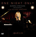 Barbra Streisand - One Night Only (Dvd+Cd)