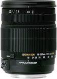 Sigma 18-250 mm - f/3.5-6.3 DC HSM - superzoom lens - Geschikt voor Nikon